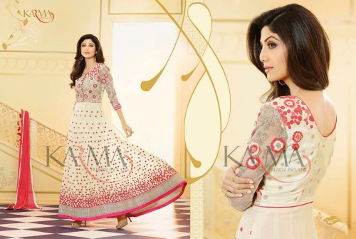 Stylish-Indian-Shilpa-Shetty-Eid-Wear-Collection-2015-for-Women-2