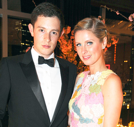 James Rothschild and Nicky Hilton are officially married!