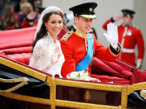 Kate Middleton and Prince William's royal wedding served as inspiration for the costumes in the Disney Channel movie