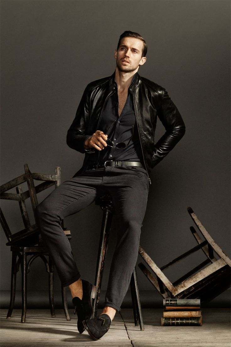 black male casual outfit 6