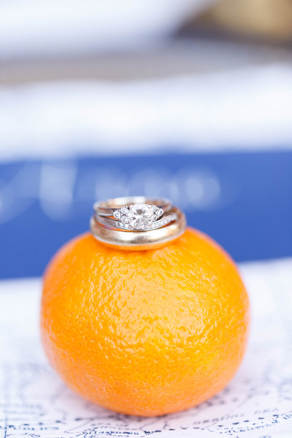wedding rings - photo by VA Photography http://ruffledblog.com/handcrafted-real-vow-renewal