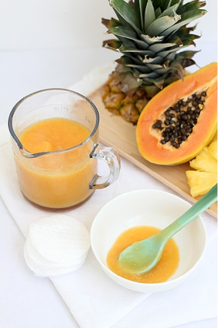 Papaya Face Masks