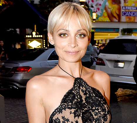 Nicole Richie attends VH1's