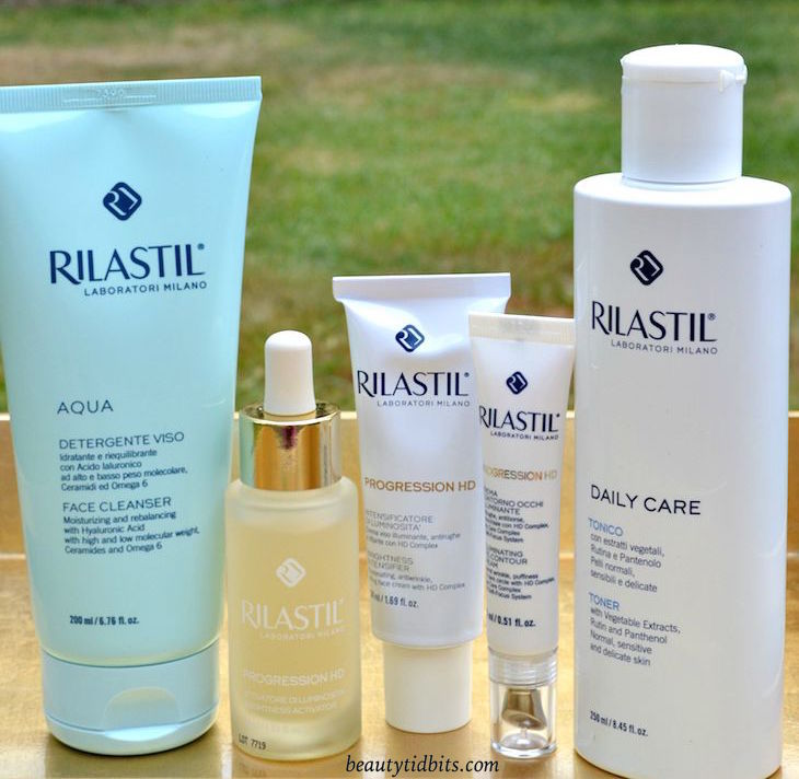 Rilastil skincare review