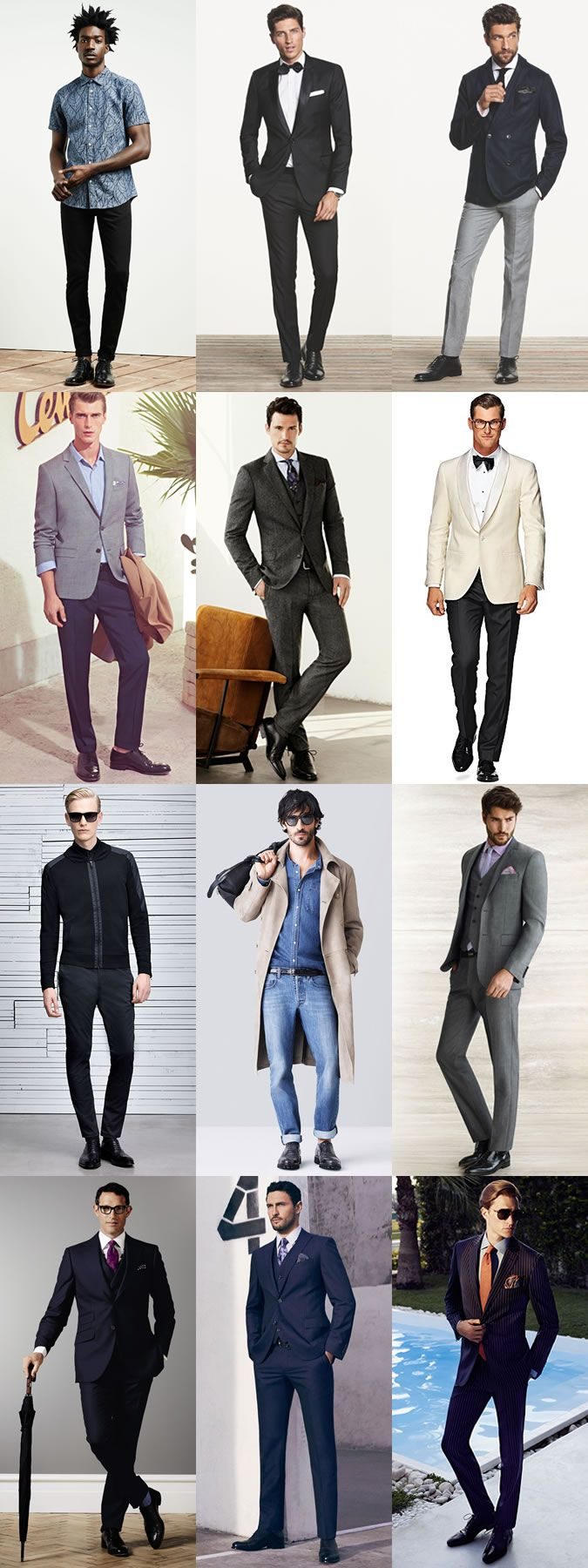 outfits to wear with black oxfords