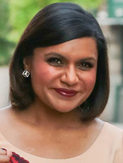 Mindy's classic bob, not only for conservatives