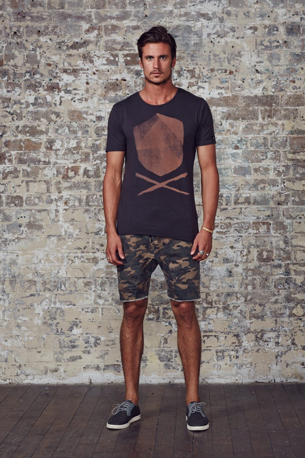 Stylish Outfits with Shorts for Men (2)