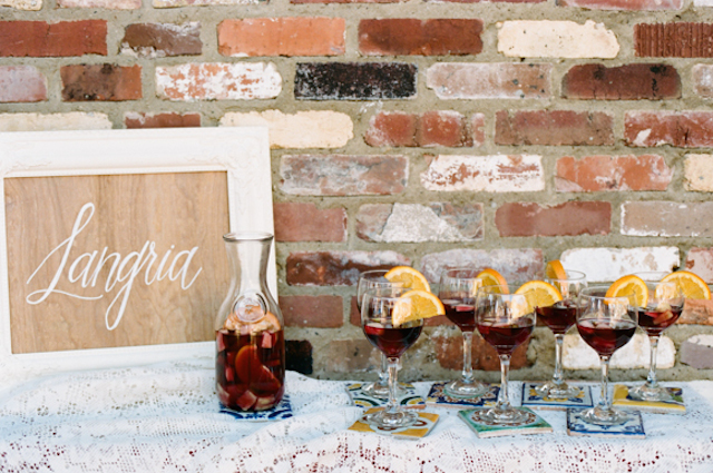 Sangria | White Rabbit Studios | see more on: http://burnettsboards.com/2015/07/spanish-styled-shoot/