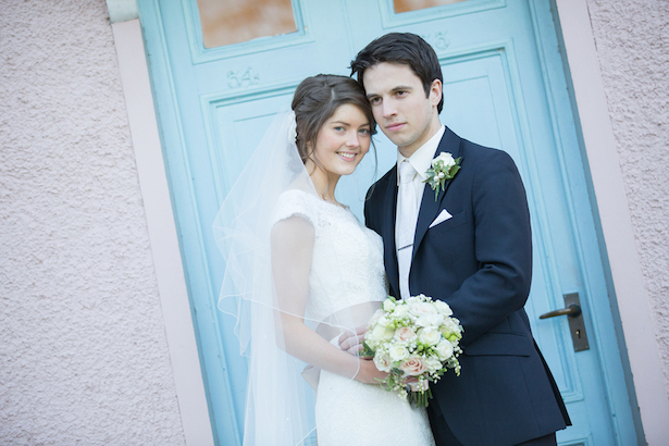 Sweet Wedding Picture ~ Steven Hanna Photography