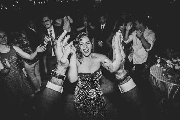 vintage glam wedding at Bella Luna Farms - photo by A Fist Full of Bolts http://ruffledblog.com/vintage-glam-wedding-at-bella-luna-farms
