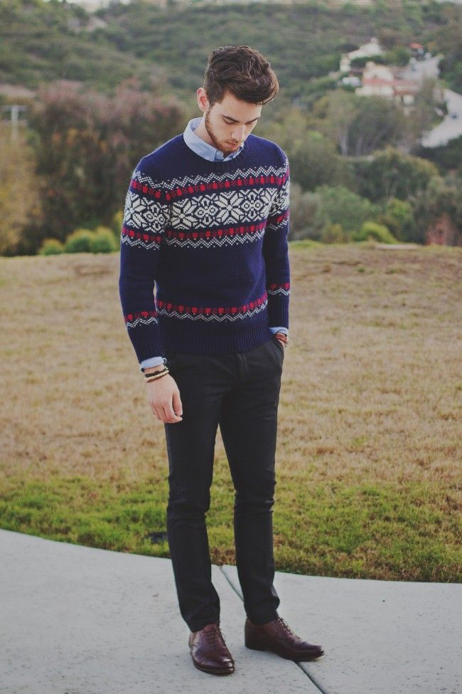 mens outfits with oxford shoes (1)