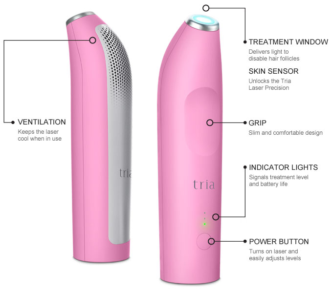 Tria Precision Hair Removal Laser