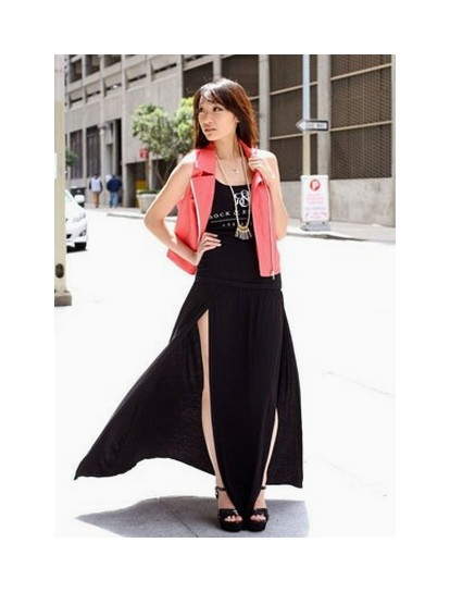 Sleeveless blazer outfits (11)