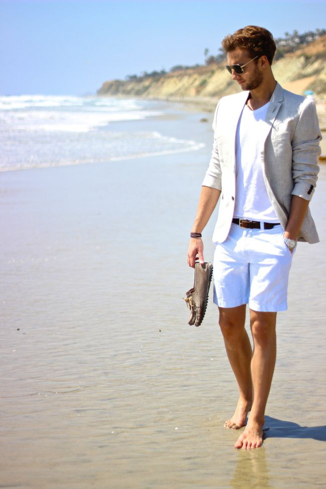Stylish Outfits with Shorts for Men (9)
