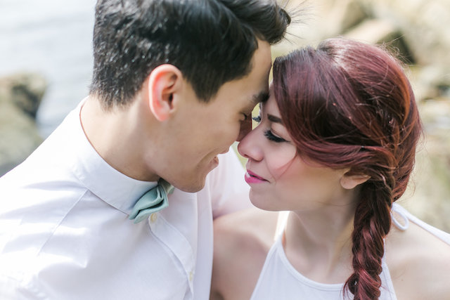 Little Mermaid wedding | John Bello | see more on: http://burnettsboards.com/2015/07/disneys-mermaid-wedding/