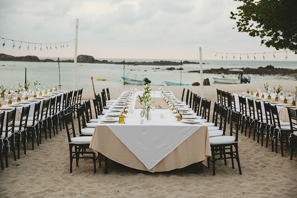 Punta Mita destination wedding and rehearsal dinner - photo by Geoff Duncan http://ruffledblog.com/punta-mita-destination-wedding-and-rehearsal-dinner