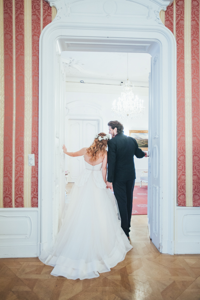 Vienna wedding ⎪Die Ciuciu's ⎪ see more on: http://burnettsboards.com/2015/08/ovids-metamorphoses/