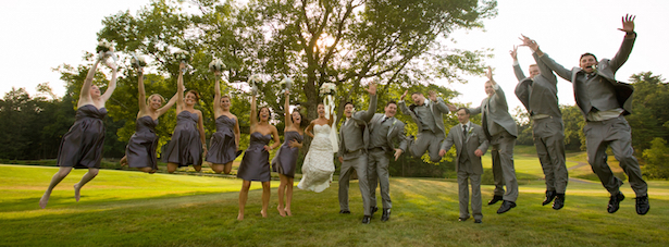 Fun Wedding Picture - Matthew J. Wagner Fine Photography