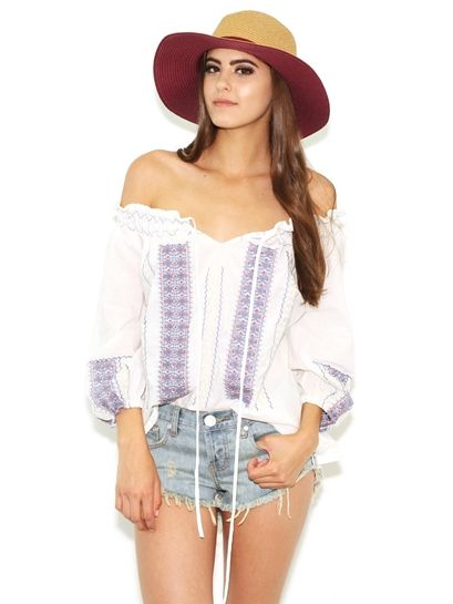 peasant blouse outfit5