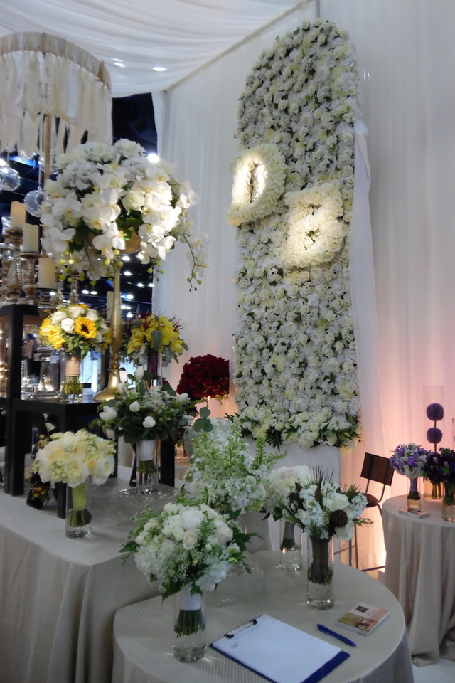 How to survive a wedding expo / bridal show | see more on: http://burnettsboards.com/2015/08/survive-wedding-expo/