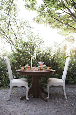Boho sweetheart table | Monashee Photography | see more on: http://burnettsboards.com/2015/08/bohemian-elopement/