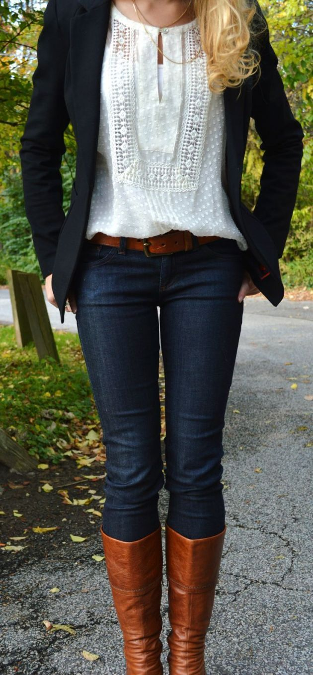 peasant blouse outfit11