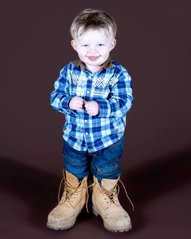 kids outfit with timberlands13