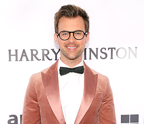 Brad Goreski (at 2015 amfAR Inspiration Gala New York in June 2015) will serve as the new creative director for the re-launched C. Wonder.