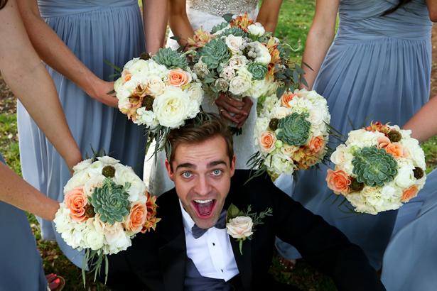 Fun Wedding Picture