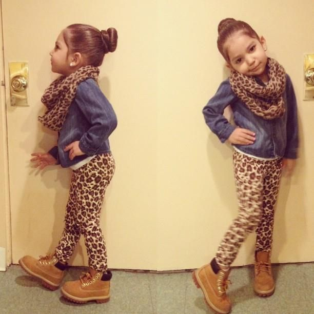 kids outfit with timberlands6