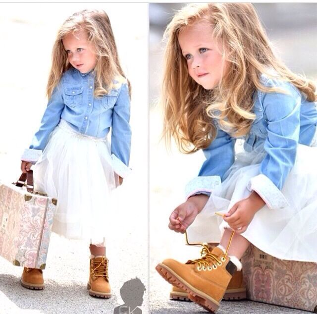 kids outfit with timberlands2