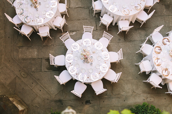 destination wedding in Florence at Vincigliata Castle - photo by Studio A+Q http://ruffledblog.com/destination-wedding-in-florence-at-vincigliata-castle