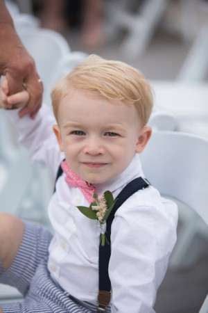 Cute ring bearer outfit - Nicole Lopez Photography