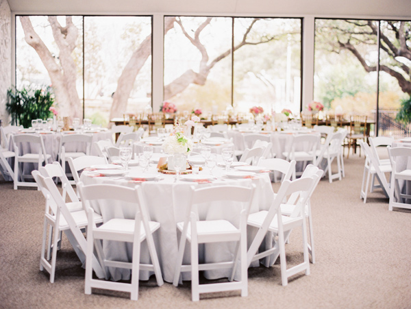 spring wedding with an illusion lace gown - photo by Taylor Lord http://ruffledblog.com/spring-wedding-with-an-illusion-lace-gown