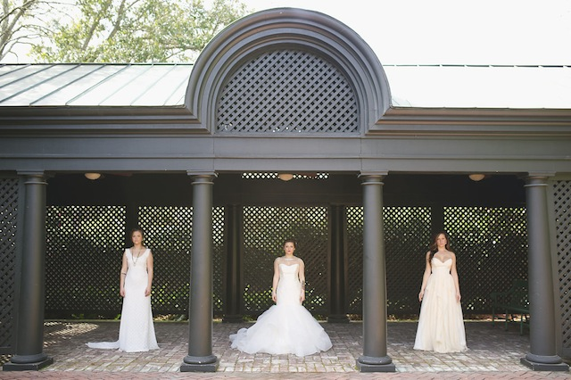 Different types of wedding dresses ⎪Laura Fulmer ⎪see more on: http://burnettsboards.com/2015/08/naturally-beautiful-wedding-dresses/