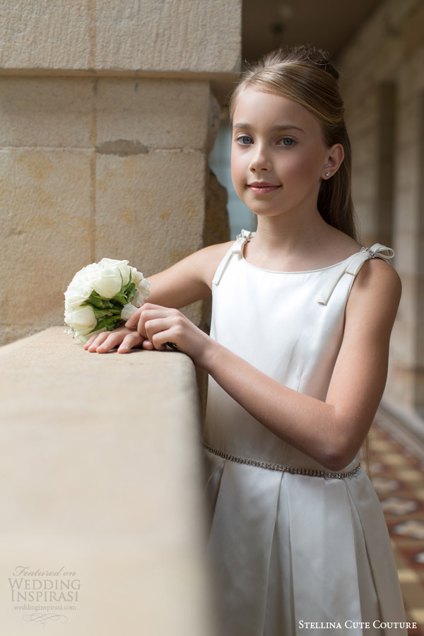 stellina cute couture 2015 2016 bridal party attendant occasion wear for kids and babies