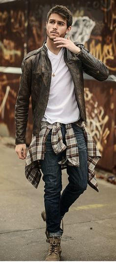 rugged outfts for men (3)