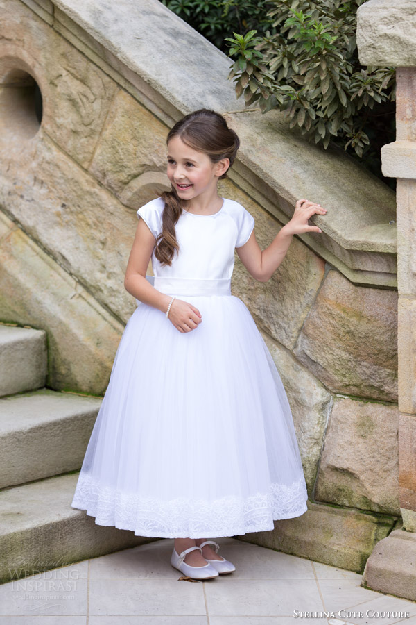 stellina cute couture 2015 2016 flower girl dresses