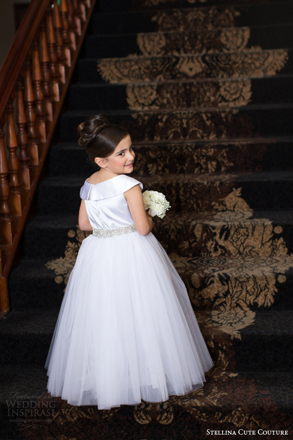 stellina cute couture 2015 2016 adorable flower girls dresses bridal attendant occasion wear