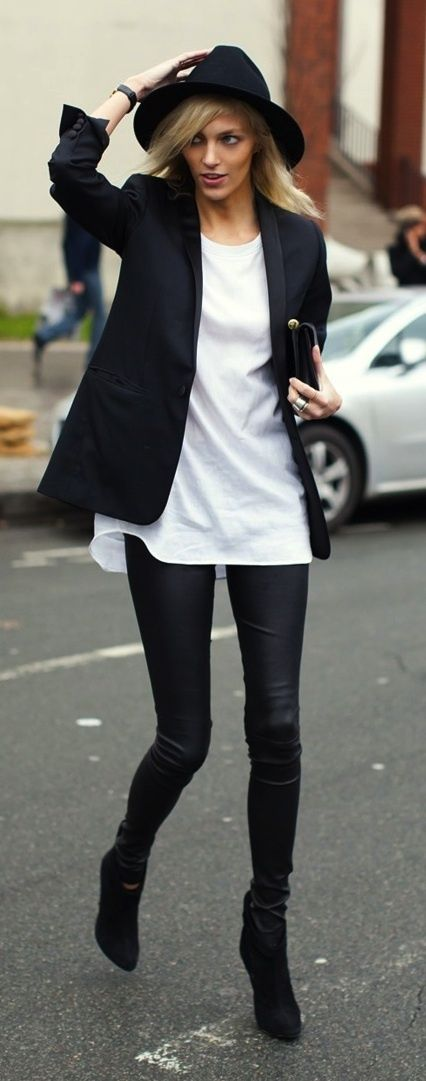 women outfit with white shirt5