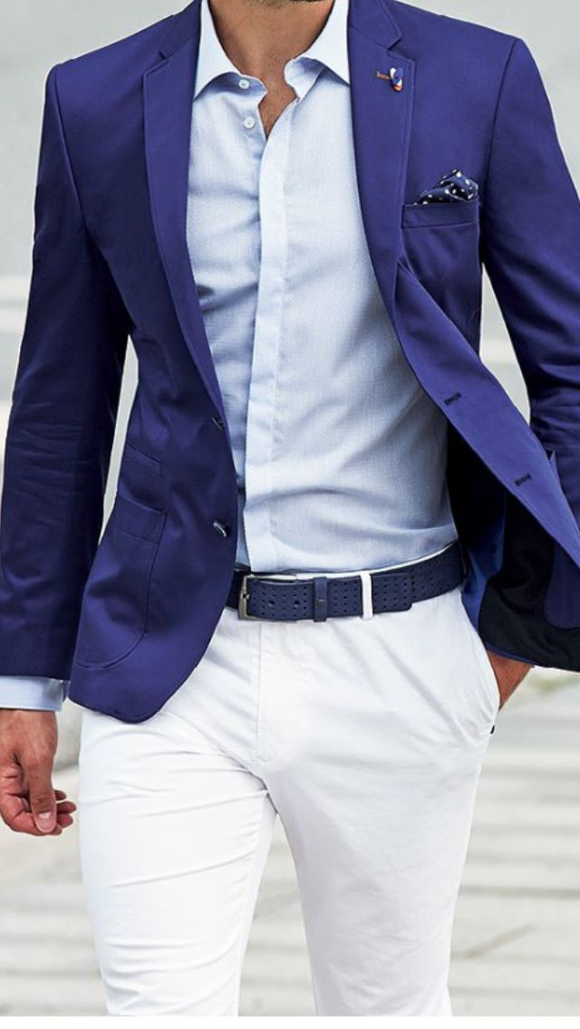 men white shirt outfit ideas2