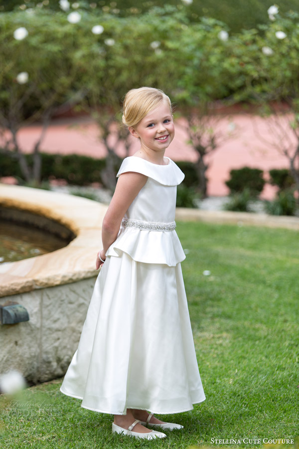 stellina cute couture 2015 2016 first communion communion for girls flower girls