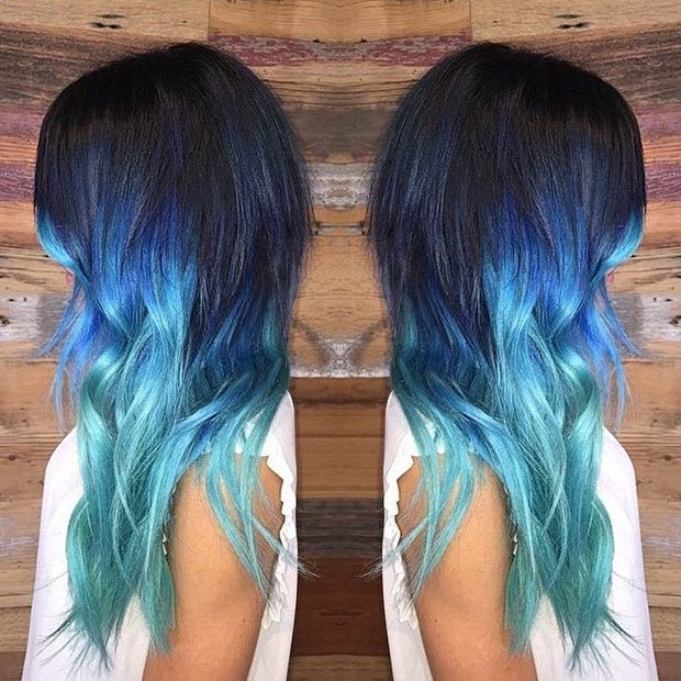 29 Blue Hair Color Ideas For Daring Women Beauty