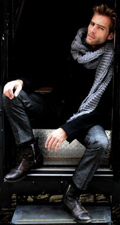 Rugged Outfit for men