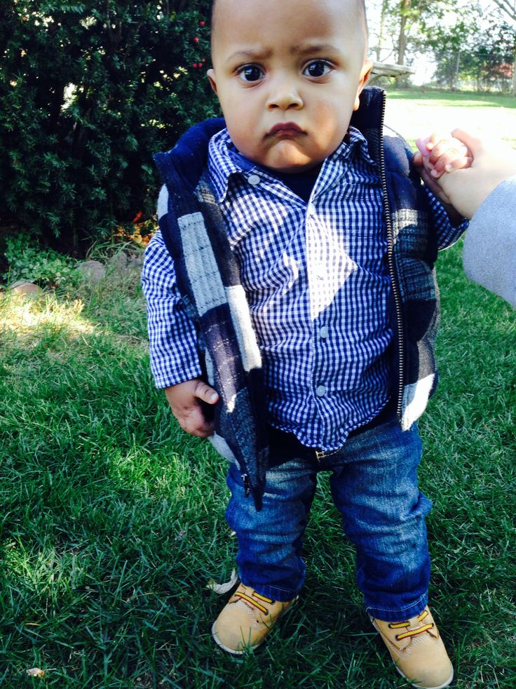 kids outfit with timberlands1