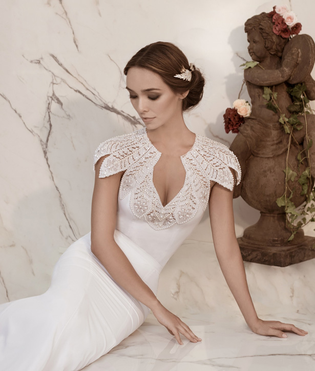 Lior Charchy 2015 Wedding Dress