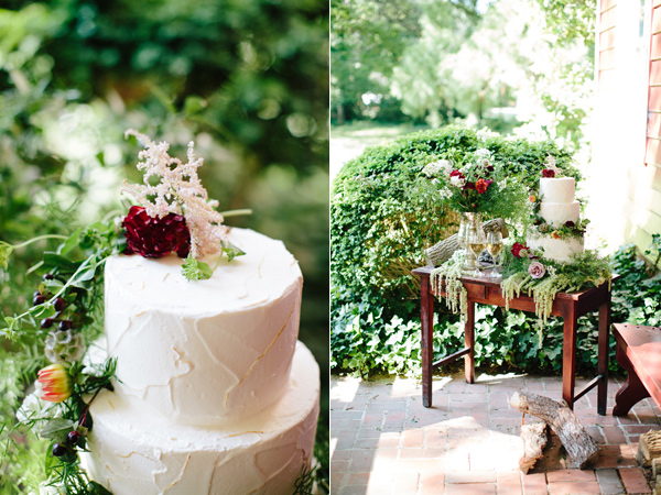 crimson bohemian wedding inspiration - photo by Chelsea Anderson Photography http://ruffledblog.com/crimson-bohemian-wedding-inspiration