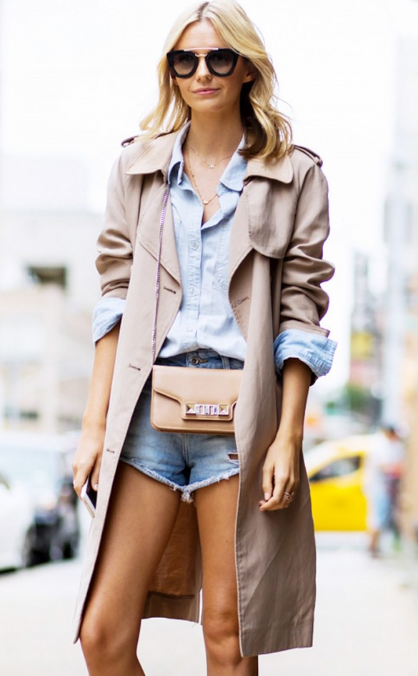 Trench Coat Outfit Ideas (9)