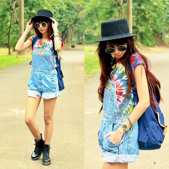 Dungaree Outfits Ideas (11)