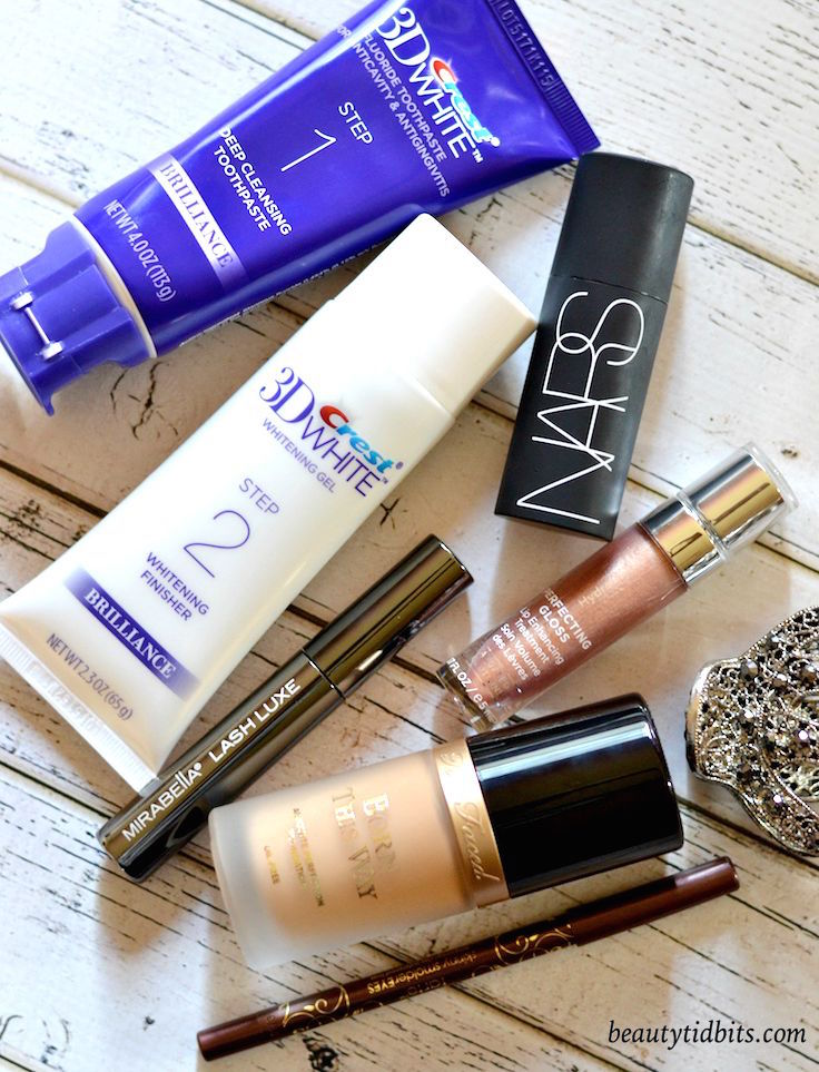 Beauty essentials for a natural, polished look! #GetPolished